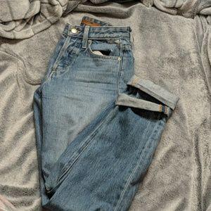 Joe's Jeans Mom Jean / Straight Leg size 23